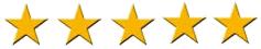 5 start reviews